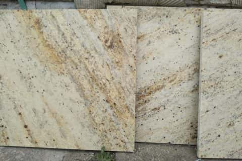 płytki granitowe kashmir white gold